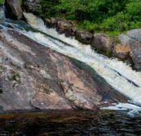 Какие водопады есть в Карелии