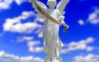 Какого пола ангелы в православии
