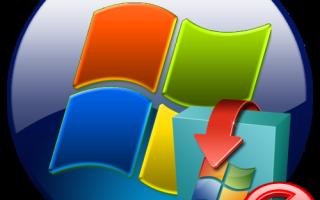 Как удалить все обновления windows 7