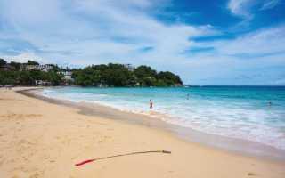 Список лучших пляжей Пхукета