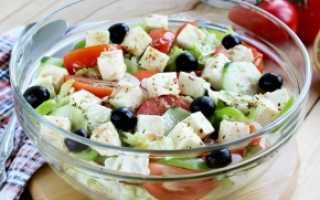 Как приготовить салаты для детей