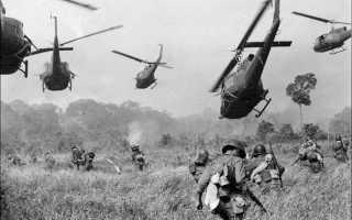 Почему произошла Вьетнамская война