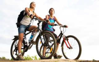 Что дает езда на велосипеде