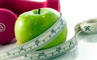 Как скинуть вес за один день