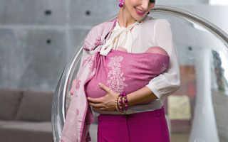 Как выбрать слинг для новорождённого