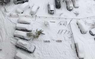 Кто должен чистить дворы от снега
