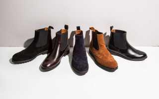 Какая мужская обувь сейчас модная