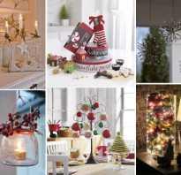 Как украсить комнату на Рождество