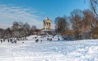 Что делать в Мюнхене зимой