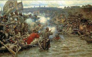 Какое значение имело освоение Сибири