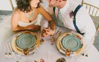 Как выбрать ресторан для свадьбы