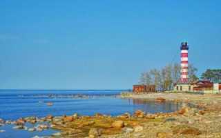 Как добраться до Шепелевского маяка