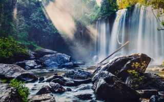 Когда лучше отдыхать в Камбодже