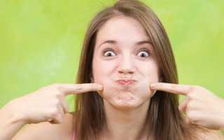 Как избавиться от жира на лице