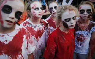 Празднуют ли хэллоуин в россии