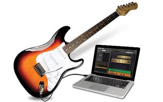 Как подключить гитару к Guitar Rig