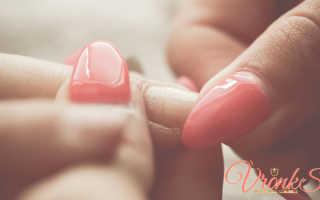 Как восстановить ногтевую пластину
