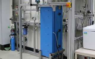Как из водорода получить метан