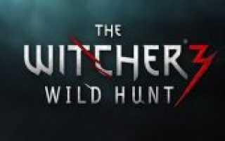 Как установить моды на The Witcher 3
