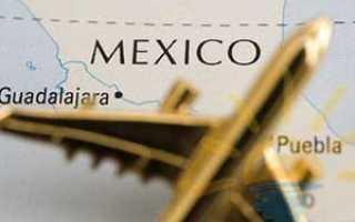 Какие аэропорты есть в Мексике