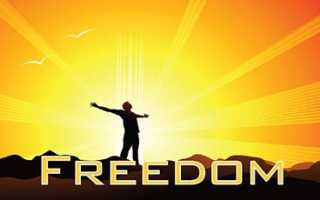 В чем проявляется свобода человека