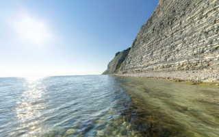 В каком месяце цветет море в Анапе