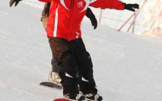 Где покататься на сноуборде в Томске
