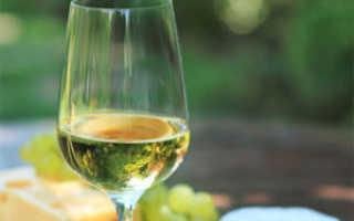 Как сделать вино из белого винограда