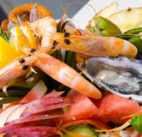 Какие морепродукты самые полезные