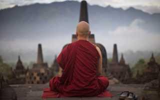 Как принять буддизм в России