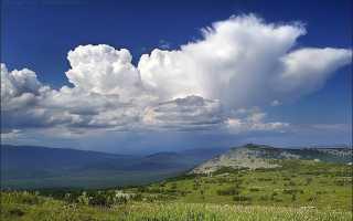 Климат уральских гор кратко