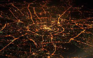 Где находится Новая Москва на карте