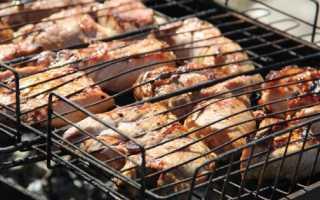 Как приготовить шашлык из курицы