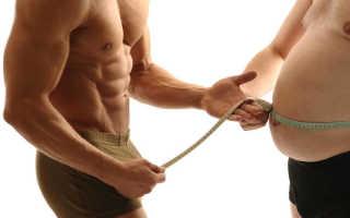 Как убрать живот мужчине после 30