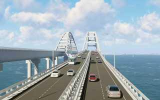 Как добраться до Крымского моста