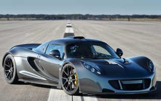 Какая самая быстрая машина на земле
