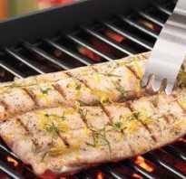 Какую рыбу лучше готовить на мангале