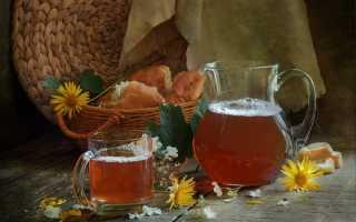 Что пили на руси до появления чая