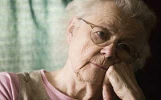 Что такое деменция симптомы