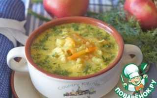 Как приготовить куриный суп