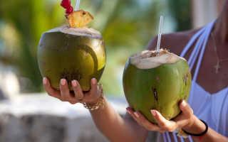 В чем польза кокоса для организма