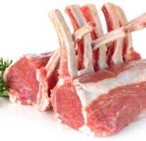 Баранина диетическое мясо или нет