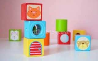 Как играть с ребенком в 9 месяцев