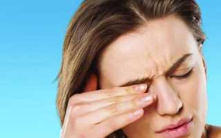 Почему возникает боль в глазах