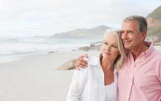 Какой пенсионный возраст в США