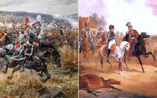 Какие битвы были у Наполеона