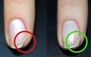 Как укрепить ногти акриловой пудрой