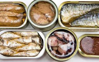 Какие рыбные консервы самые полезные
