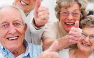 Какая пенсия в США по старости