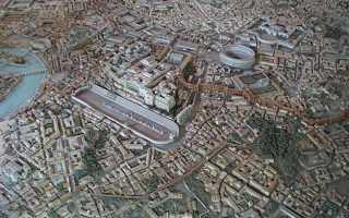 Почему Рим называют вечным городом